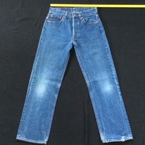 Vintage 80-90's PERFECT SMALL SIZE Levi 501 jeans
